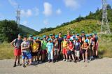 Спортивный лагерь 2011
