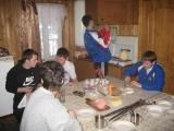 Выездной семинар на озеро Вуокса для старших спортсменов Федерации